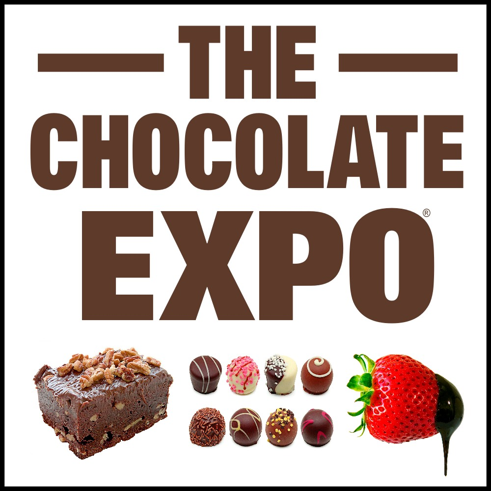 The Chocolate Expo Logo